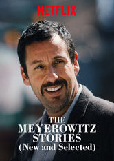 The Meyerowitz Stories (New and Selected) Netflix AR (Argentina)