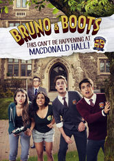 Bruno and Boots: This Can't Be Happening at Macdonald Hall Netflix AR (Argentina)